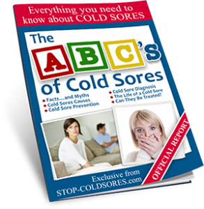 Stop Cold Sores report