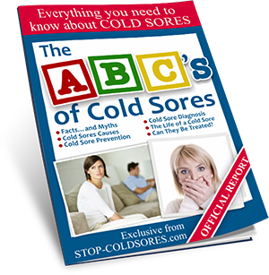 ABC's of Cold Sores